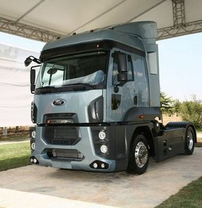 Türk Cargo Ford'u küresel oyuncu yaptı!