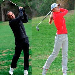 Antalya'da golf heyecanı
