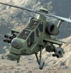Henüz test aşamasında olan milli helikopterimiz T 129 ATAK'ın talipleri şimdiden Türkiye'nin kapısını çalmaya başladı.