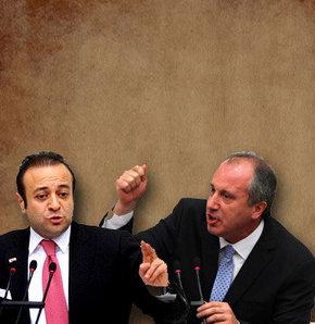 AB Bakanı Egemen Bağış, CHP Milletvekili Muharrem İnce'ye twitter'dan göndermede bulundu. Avrupa Birliği Bakanı ve Başmüzakereci Egemen Bağış, CHP Yalova Milletvekili Muharrem İnce'nin sözlerine twitter üzerinden yanıt verdi.