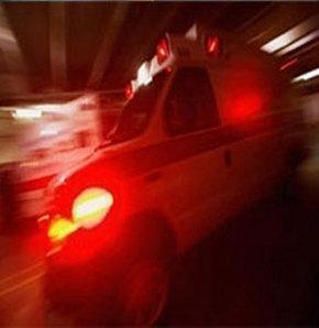 Adana'da trafik kazası