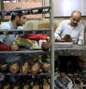 Türkiye'nin ayakkabısını üretiyor, ama tanınmıyor