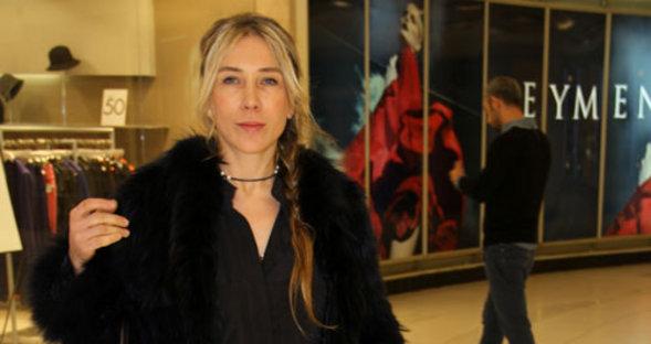 Sosyetik Işletmeci Mehmet Birgenin Eşi Dilek Birgen önceki Gün