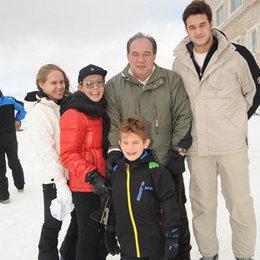 Ailece kayak keyfi...