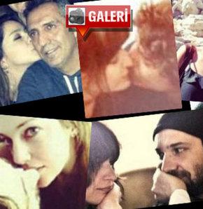 İşte sosyal paylaşım sitelerinde ünlülerin aşk sayfaları...