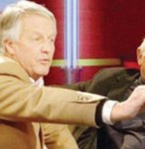 Politik talk şova Türkler aleyhinde yapılan ırkçı açıklamalar damgasını vurdu...