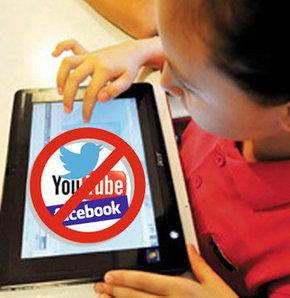 Okulda Youtube, Facebook ve Twitter yasaklanmalı mı?