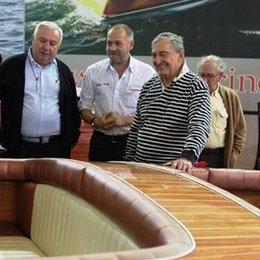 Koç, Boat Show'u gezdi