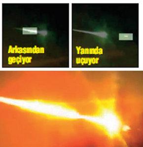 Rusya'ya düşen göktaşı için, Sirius UFO Merkezi'nden ilginç açıklama...