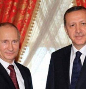 Putin'den Erdoğan'a zirve daveti