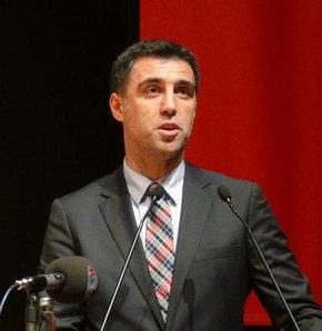 AK Parti Milletvekili Hakan Şükür'den Kürt sorunu değerlendirmesi