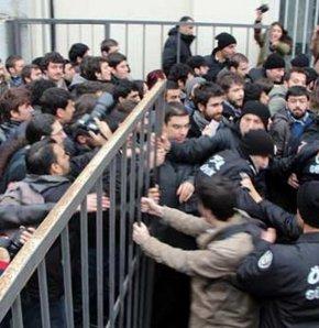 İstanbul Üniversitesi Kongre Kültür Merkezi düzenlenen