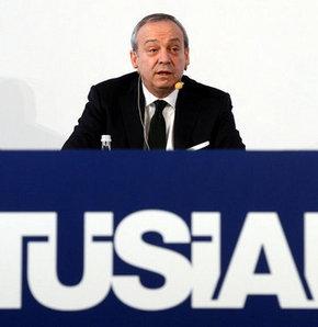 TÜSİAD Başkanı Muharrem Yılmaz: İmrali süreci diye adlandıran sürecin barış ve huzurun tesisine yardımcı olacağını düşünüyoruz.