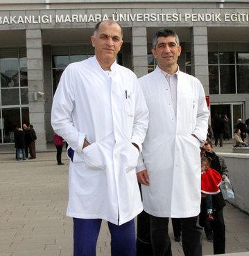 Türkiye'de bir ilki gerçekleştirdiler!