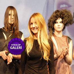 Moda Haftası'nda görsel şov