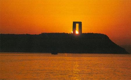 Tarih kokan bir gezi: Çanakkale!