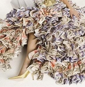 Dünyaın en pahalı elbisesi