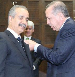 CHP'den istifa eden  Adıyaman Bağımsız Milletvekili Salih Fırat, AK Parti'ye katıldı.