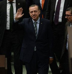 Başbakan Recep Tayyip Erdoğan partisinin grup toplantısında Tam Gün Yasası ile ilgili açıklamalarda bulundu.