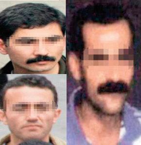 AK Parti Genel Merkezi ile Adalet Bakanlığı'na saldırıyı gerçekleştirdiği belirtilen DHKP-C'li 3 teröristin kimliği belli oldu. Adalet Bakanlığı'na bombaları atanın Hasan B., AK Parti'ye lavlı saldırıyı düzenleyenlerin ise Murat K. ve Muharrem K. olduğu t