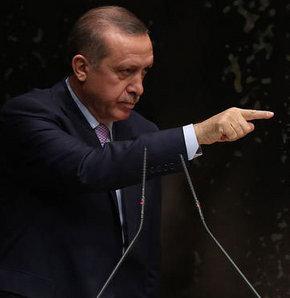 Başbakan Tayyip Erdoğan AK Parti Genişletilmiş İl Başkanları Toplantısı'nda konuşuyor.