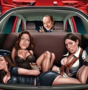 Berlusconi'li reklam için firma özür diledi
