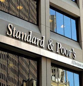 Uluslararası kredi derecelendirme kuruluşu S&P Türkiye'nin kredi notunu BB'den BB+'ya yükseltti.