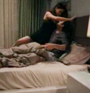Kanal D'de ekrana gelen 'İntikam' dizisindeki yatak sahnesi çok konuşulacak...