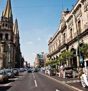 Şaşırtan Meksikalı: Guadalajara