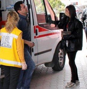 Karaman'da kamyonetin altında kalan çocuk öldü