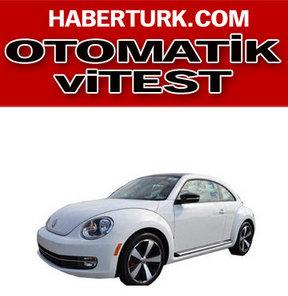 VW Beetle test sürüşü