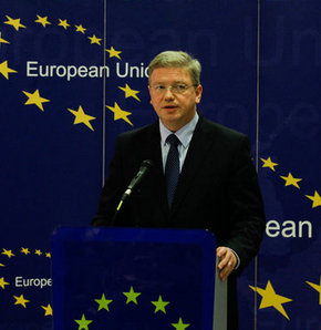Avrupa Komisyonu'ndan Bosna'ya uyarı