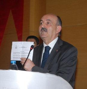 Sağlık Bakanı Mehmet Müezzinoğlu ana muhalefete yüklendi
