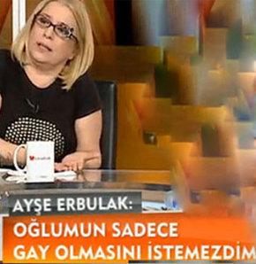 Kanaltürk'te yayınlanan 2. Sayfa programına konuk olan Ayşe Erbulak, oğluyla ilgili şaşırtıcı açıklamalara imza attı.