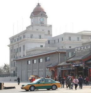 Çin mahalleside Türk yılı