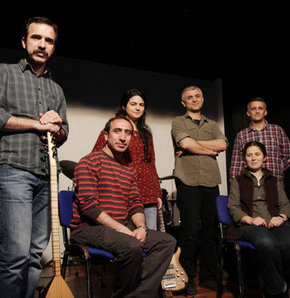 'Örgütlü sanatı savunana kapımız açık'