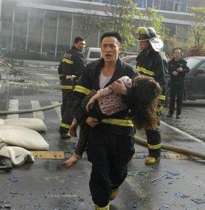 Çıkan yangında, aralarında çocukların da bulunduğu 11 kişi hayatını kaybetti