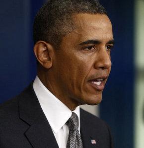 ABD Başkanı Obama kararlı olduklarını yineledi