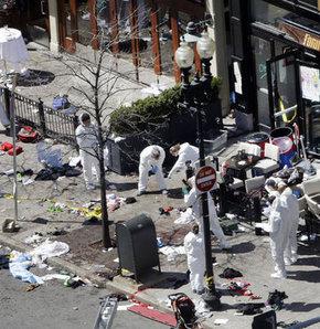Boston'daki patlamaların ayrıntıları ortaya çıktı