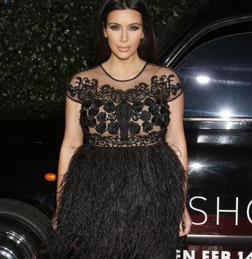 Kardashian'a yasak geldi