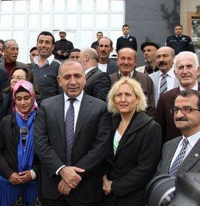 CHP Genel Başkan Yardımcısı Tekin Erzurum'da