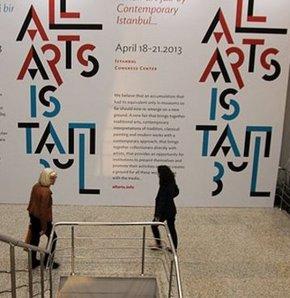 All Arts İstanbul yarın açılacak