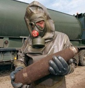 Kimyasal silahların yüzde 70'inin imha edildiği açıklandı