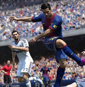 Ve FIFA 14'ün ilk görüntüleri yayınlandı!