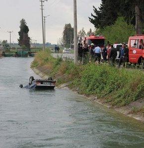 Adana'da inanılmaz kaza