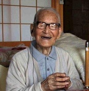 İşte dünyanın en yaşlısı