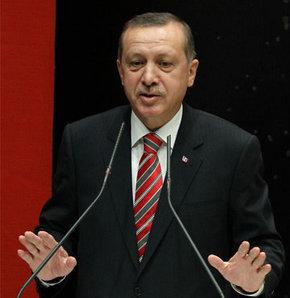 Başbakan Tayyip Erdoğan, AK Parti Genişletilmiş İl Başkanları Toplantısı'nda konuşuyor.