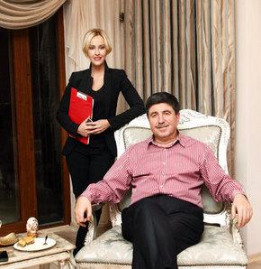Helin Avşar, BDP Milletvekili Altan Tan'ın Diyarbakır'daki evine konuk oldu