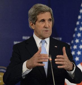ABD Dışişleri Bakanı John Kerry, Başbakan Erdoğan'ın Gazze ziyareti ile ilgili önemli açıklamalarda bulundu