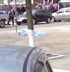 Saldırgan rastgele ateş açtı